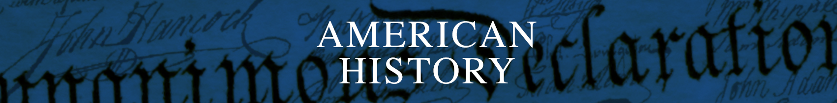 ABC-CLIO Solutions - American History